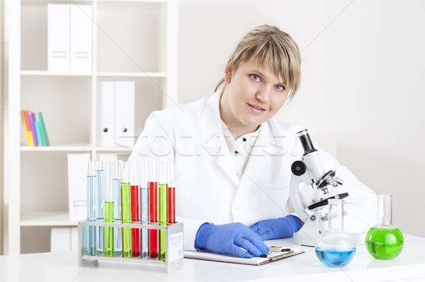 medical research Stock photo © adam121