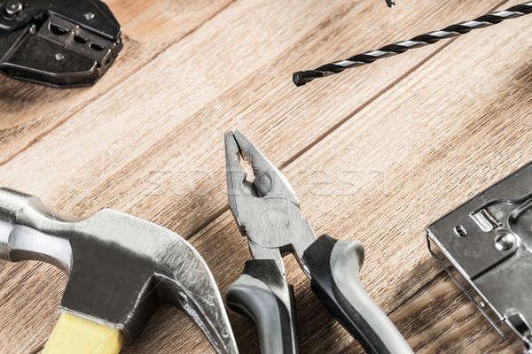 Housing and home repair Stock photo © adam121
