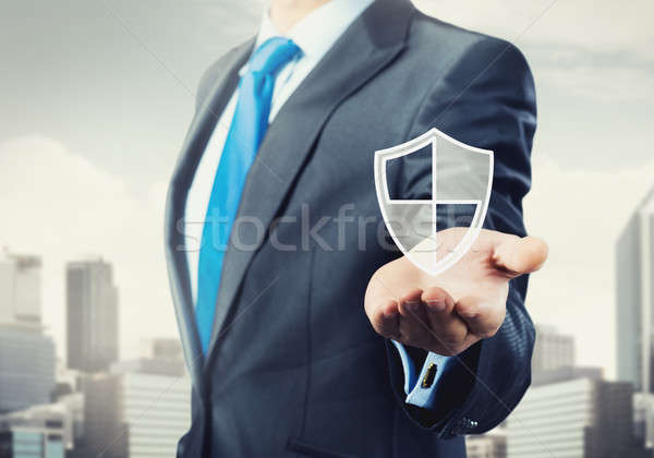 Protect your privacy Stock photo © adam121