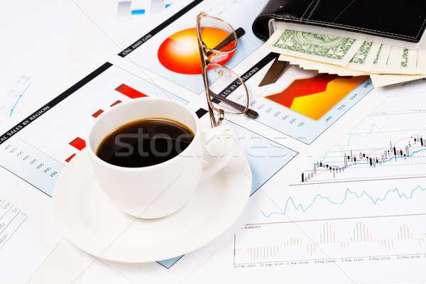 business still life Stock photo © adam121
