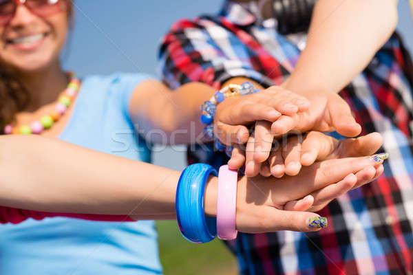 teamwork Stock photo © adam121