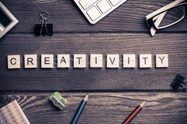 Creative business approach Stock photo © adam121