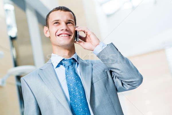successful in business Stock photo © adam121