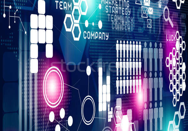 Innovative technologies Stock photo © adam121