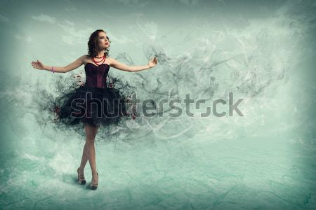 Dance with passion Stock photo © adam121