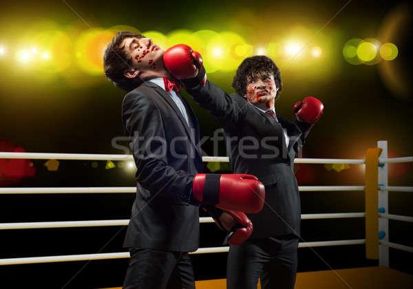 Business competitors Stock photo © adam121