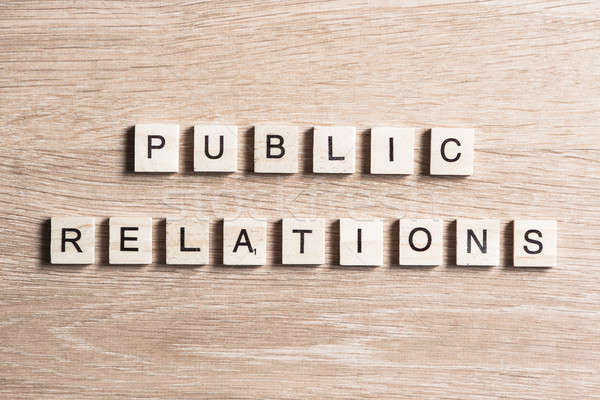Society and public relations Stock photo © adam121