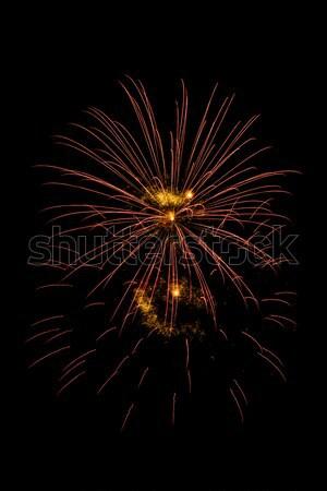 fireworks Stock photo © adam121