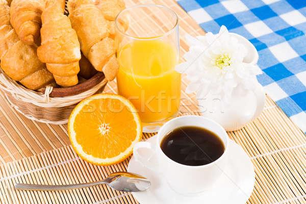 early breakfast Stock photo © adam121