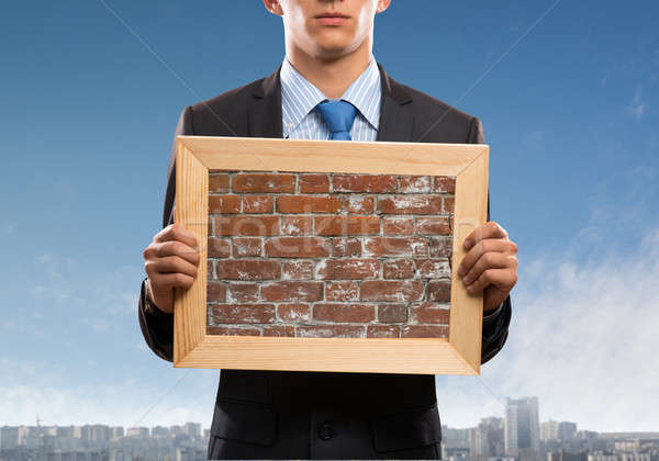 Brick pattern Stock photo © adam121