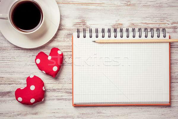 Confession on Valentines day Stock photo © adam121