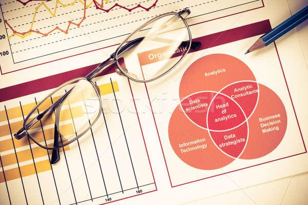 Business still life concept Stock photo © adam121