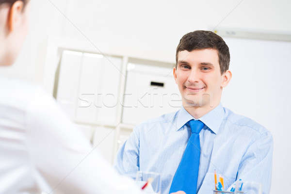 business meeting Stock photo © adam121