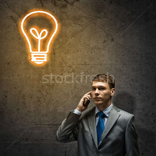 Idea concept Stock photo © adam121