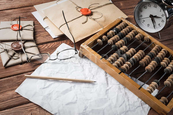 Traditional business concept Stock photo © adam121
