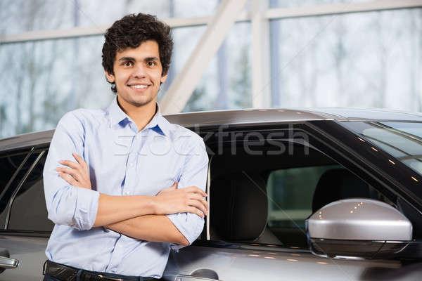 Car buying Stock photo © adam121