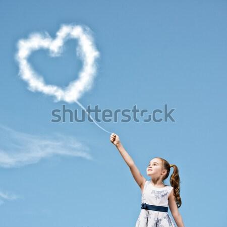 Stock fotó: Boldog · gyereknevelés · apa · aranyos · lánygyermek · kezek