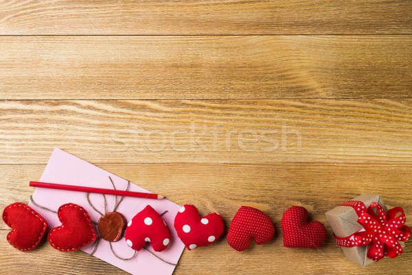 Love message concept Stock photo © adam121