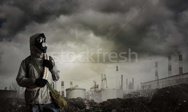 Post apocalyptic future Stock photo © adam121