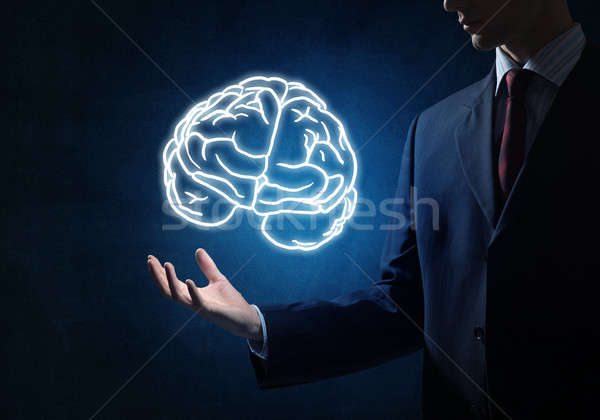 Develop our mind ability Stock photo © adam121