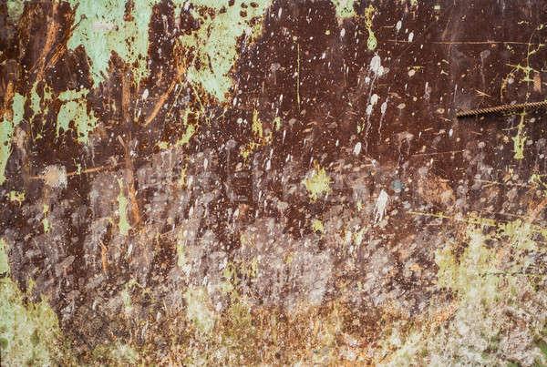 Old stone wall Stock photo © adam121