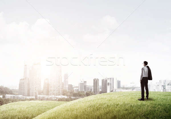 In search of development perspectives Stock photo © adam121
