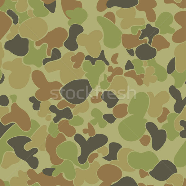 Auscam pattern. Stock photo © adamfaheydesigns