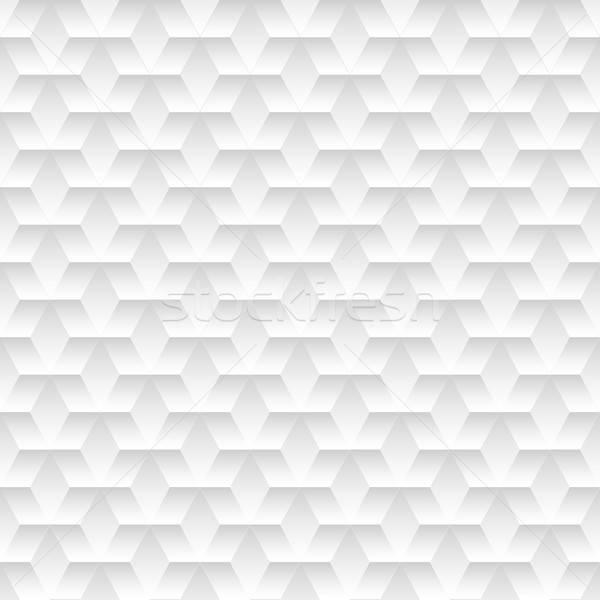 Blanco resumen diseno esquina vector Foto stock © adamfaheydesigns