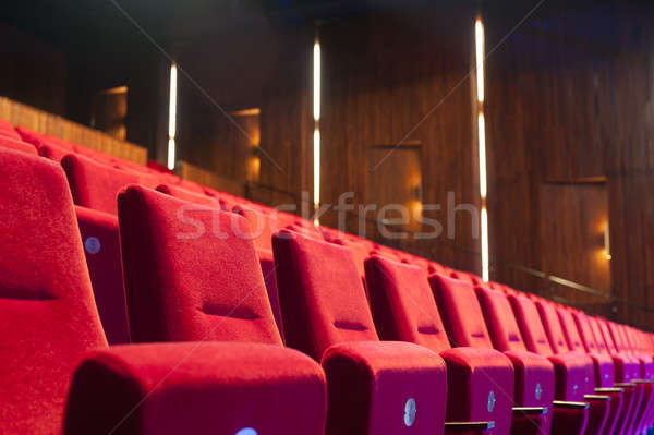 theater Stock photo © advanbrunschot
