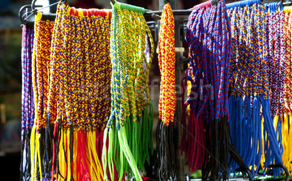 laces Stock photo © advanbrunschot