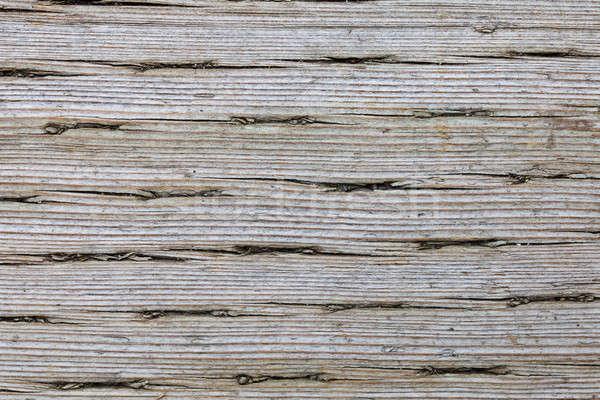 Old Pressure Treated Wood Macro Texture Stock photo © aetb