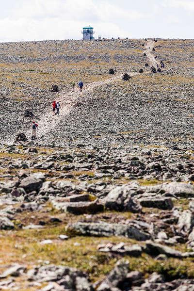Stok fotoğraf: Yürüyüş · yol · bahar · çim · manzara · seyahat