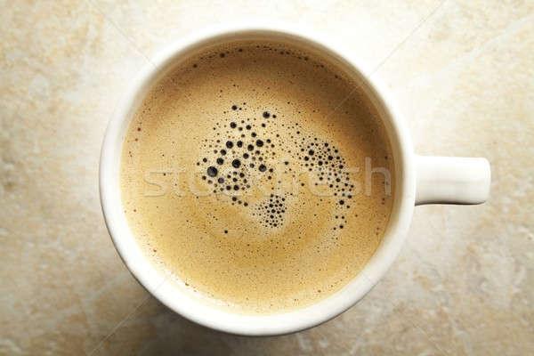 Coffee Close-up  Stock photo © aetb