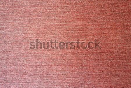 Doku halı sevmek arka plan uzay kumaş Stok fotoğraf © aetb