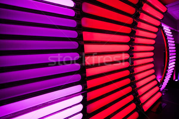 Stripped Light Background Texture Stock photo © aetb