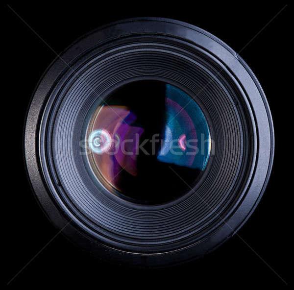 Camera Lens Stock photo © aetb