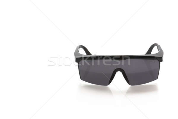 Stock photo: Safety glasses