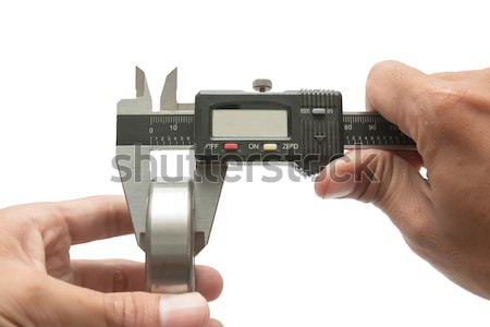 Vernier with bearing Stock photo © AEyZRiO