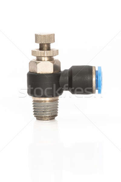 Pneumatic control valve Stock photo © AEyZRiO