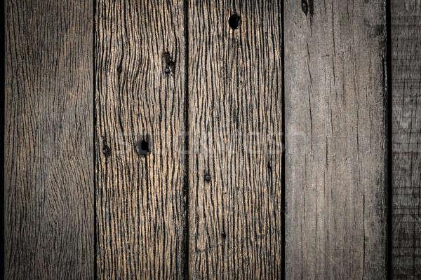 Legno vecchio texture albero muro abstract natura Foto d'archivio © AEyZRiO