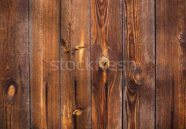 старое дерево старые вертикальный природного древесины доски Сток-фото © Agatalina