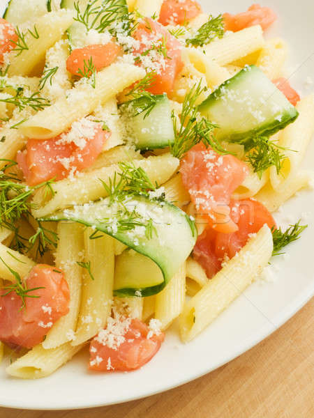 Penne Stock photo © AGfoto