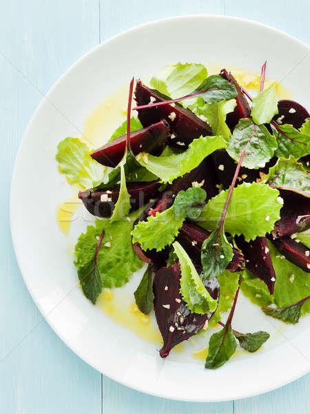 Salad Stock photo © AGfoto