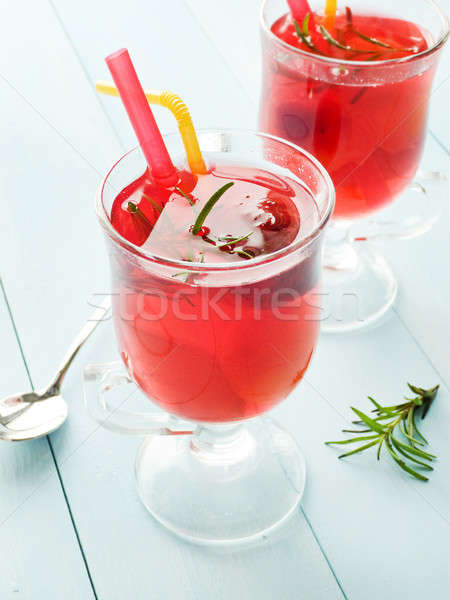 Compote Stock photo © AGfoto