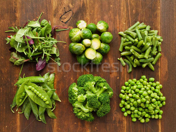 Vegetables Stock photo © AGfoto