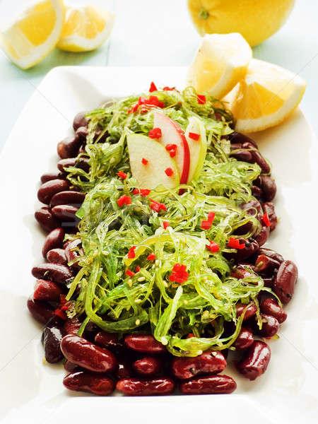 Kaiso salad Stock photo © AGfoto