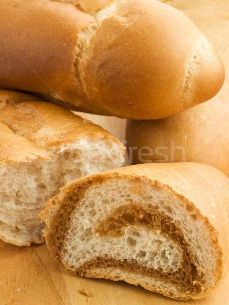 Bread Stock photo © AGfoto