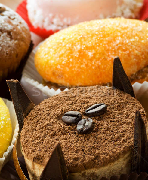 Sweets Stock photo © AGfoto