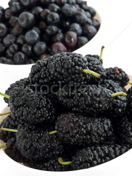 Berries Stock photo © AGfoto