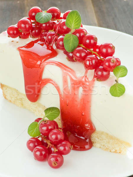Cheesecake Stock photo © AGfoto